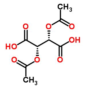 (+)-二乙酰基-D-酒石酸 66749-60-8