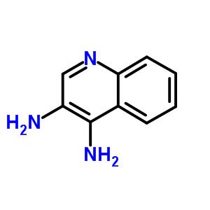 87751-33-5 quinoline-3,4-diamine