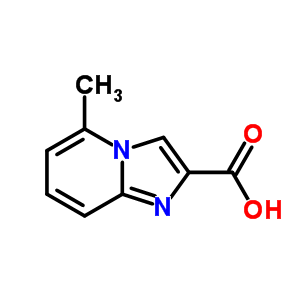 88751-06-8 5-methylimidazo[1,2-a]pyridine-2-carboxylic acid