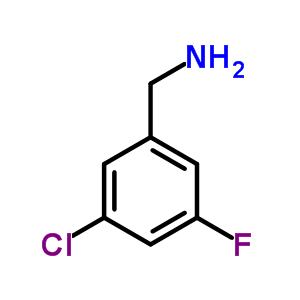 90390-33-3 1-(3-chloro-5-fluorophenyl)methanamine