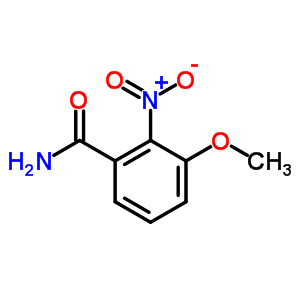 99595-85-4 3-methoxy-2-nitrobenzamide