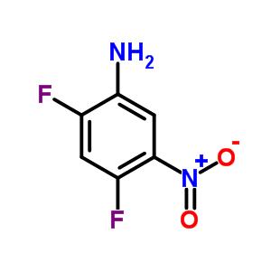 123344-02-5 2,4-difluoro-5-nitroaniline