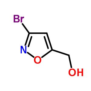 (3-bromoisoxazol-5-yl)methanol 25742-00-1