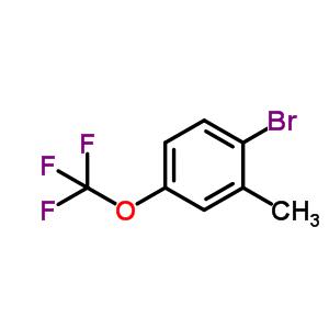 261951-96-6 1-bromo-2-methyl-4-(trifluoromethoxy)benzene