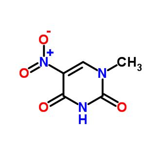 28495-88-7 1-methyl-5-nitropyrimidine-2,4(1H,3H)-dione