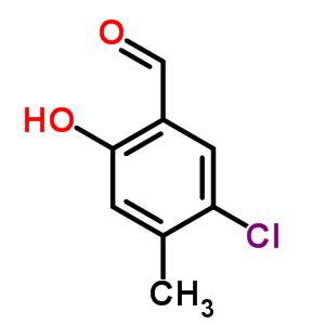 3328-68-5;81322-67-0 5-Chloro-2-hydroxy-4-methylbenzaldehyde