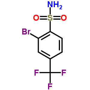 351003-63-9 2-bromo-4-(trifluoromethyl)benzenesulfonamide