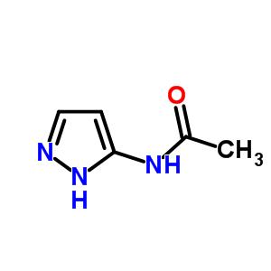 3553-12-6 N-1H-pyrazol-5-ylacetamide