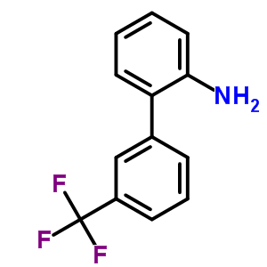 3'-三氟甲基-联苯-2-胺 365-06-0