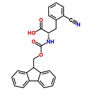 401620-74-4 2-cyano-N-[(9H-fluoren-9-ylmethoxy)carbonyl]-L-phenylalanine