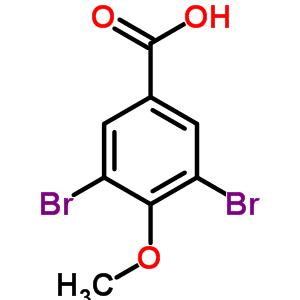 4073-35-2 3,5-dibromo-4-methoxybenzoic acid