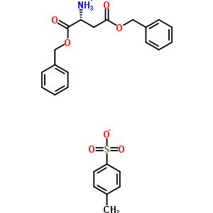 4079-64-5 (2R)-1,4-bis(benzyloxy)-1,4-dioxobutan-2-aminium 4-methylbenzenesulfonate