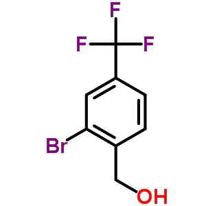 497959-33-8 [2-Bromo-4-(trifluoromethyl)phenyl]methanol