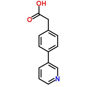 4-(3-吡啶)苯乙酸 51061-71-3