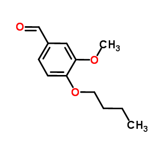 51301-87-2 4-butoxy-3-methoxybenzaldehyde