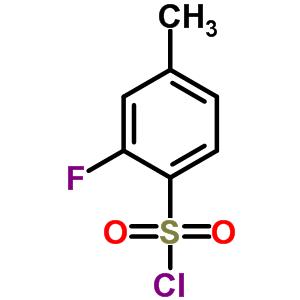 518070-29-6 2-fluoro-4-methylbenzenesulfonyl chloride