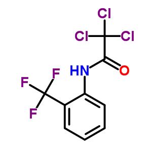 6229-35-2 2,2,2-trichloro-N-[2-(trifluoromethyl)phenyl]acetamide
