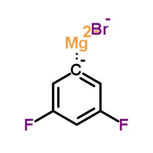 magnesium bromide 3,5-difluorobenzenide 62351-47-7