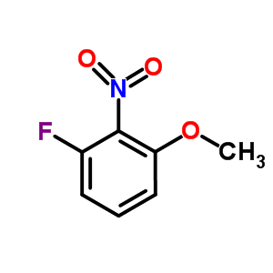 641-49-6 1-fluoro-3-methoxy-2-nitro-benzene