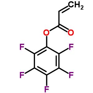 71195-85-2;19089-73-7 pentafluorophenyl prop-2-enoate