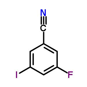 723294-75-5 3-fluoro-5-iodobenzonitrile