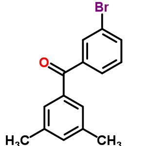 844879-51-2 (3-bromophenyl)(3,5-dimethylphenyl)methanone