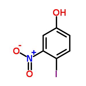 113305-56-9;50590-07-3 4-iodo-3-nitrophenol