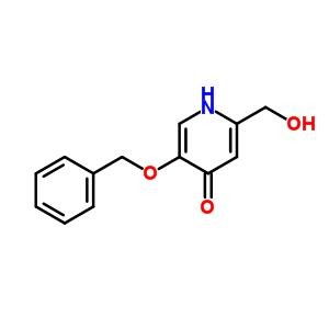 165948-37-8 5-(benzyloxy)-2-(hydroxymethyl)pyridin-4(1H)-one