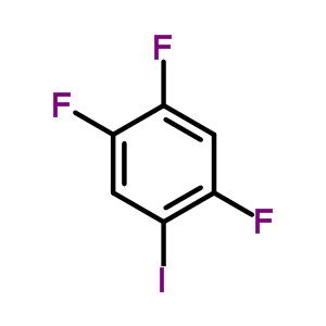 17533-08-3;41860-63-3 1,2,4-Trifluoro-5-iodobenzene