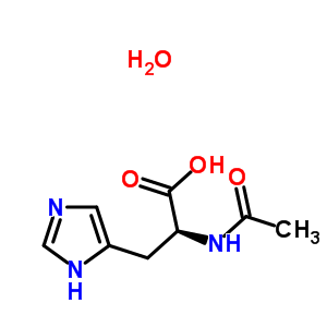 N-acetyl-L-histidine monohydrate 39145-52-3