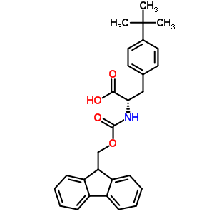 213383-02-9 4-tert-butyl-N-[(9H-fluoren-9-ylmethoxy)carbonyl]-L-phenylalanine