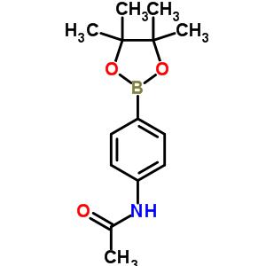 214360-60-8 N-[4-(4,4,5,5-tetramethyl-1,3,2-dioxaborolan-2-yl)phenyl]acetamide
