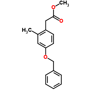 223406-97-1 methyl [4-(benzyloxy)-2-methylphenyl]acetate