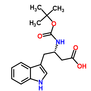 N-beta-Boc-L-Homotryptophan 229639-48-9
