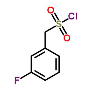 24974-72-9 (3-Fluorophenyl)methanesulfonyl chloride