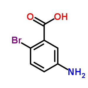 2-溴-5-氨基苯甲酸 2840-02-0