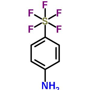 2993-24-0 4-(pentafluoro-lambda~6~-sulfanyl)aniline