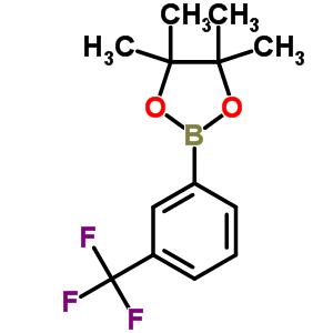 325142-82-3 4,4,5,5-tetramethyl-2-[3-(trifluoromethyl)phenyl]-1,3,2-dioxaborolane