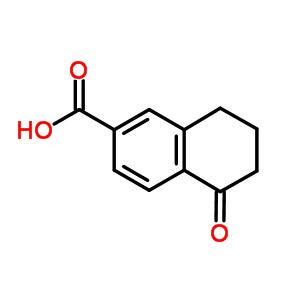 5-氧代-5,6,7,8-四氢萘-2-羧酸 3470-46-0