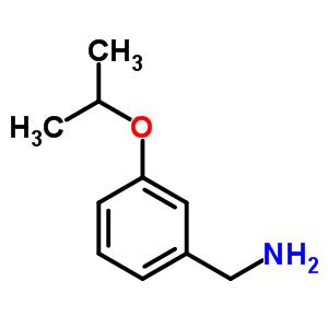 386704-11-6;400771-44-0 1-[3-(1-methylethoxy)phenyl]methanamine
