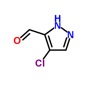 387358-45-4;623570-54-7 4-chloro-1H-pyrazole-5-carbaldehyde