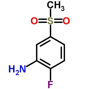 387358-51-2 2-fluoro-5-(methylsulfonyl)aniline