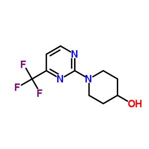 401930-07-2 1-[4-(trifluoromethyl)pyrimidin-2-yl]piperidin-4-ol