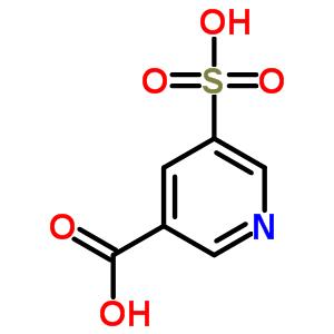 4833-92-5 5-sulfopyridine-3-carboxylic acid