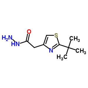 496057-31-9 2-(2-tert-butyl-1,3-thiazol-4-yl)acetohydrazide