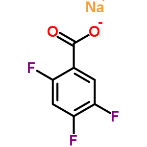 522651-48-5 Sodium 2,4,5-Trifluorobenzoate