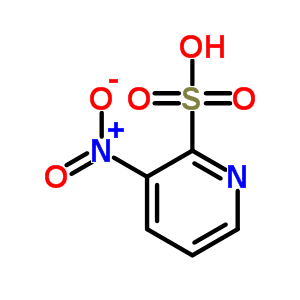 54247-50-6 3-nitropyridine-2-sulfonic acid