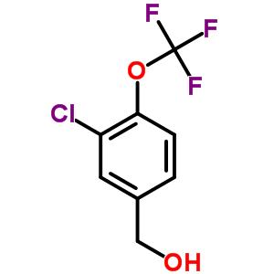 56456-48-5 [3-Chloro-4-(trifluoromethoxy)phenyl]methanol