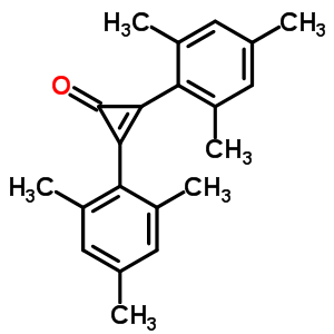 61440-88-8 2,3-bis(2,4,6-trimethylphenyl)cycloprop-2-en-1-one