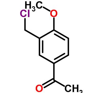 62581-82-2 1-[3-(chloromethyl)-4-methoxyphenyl]ethanone